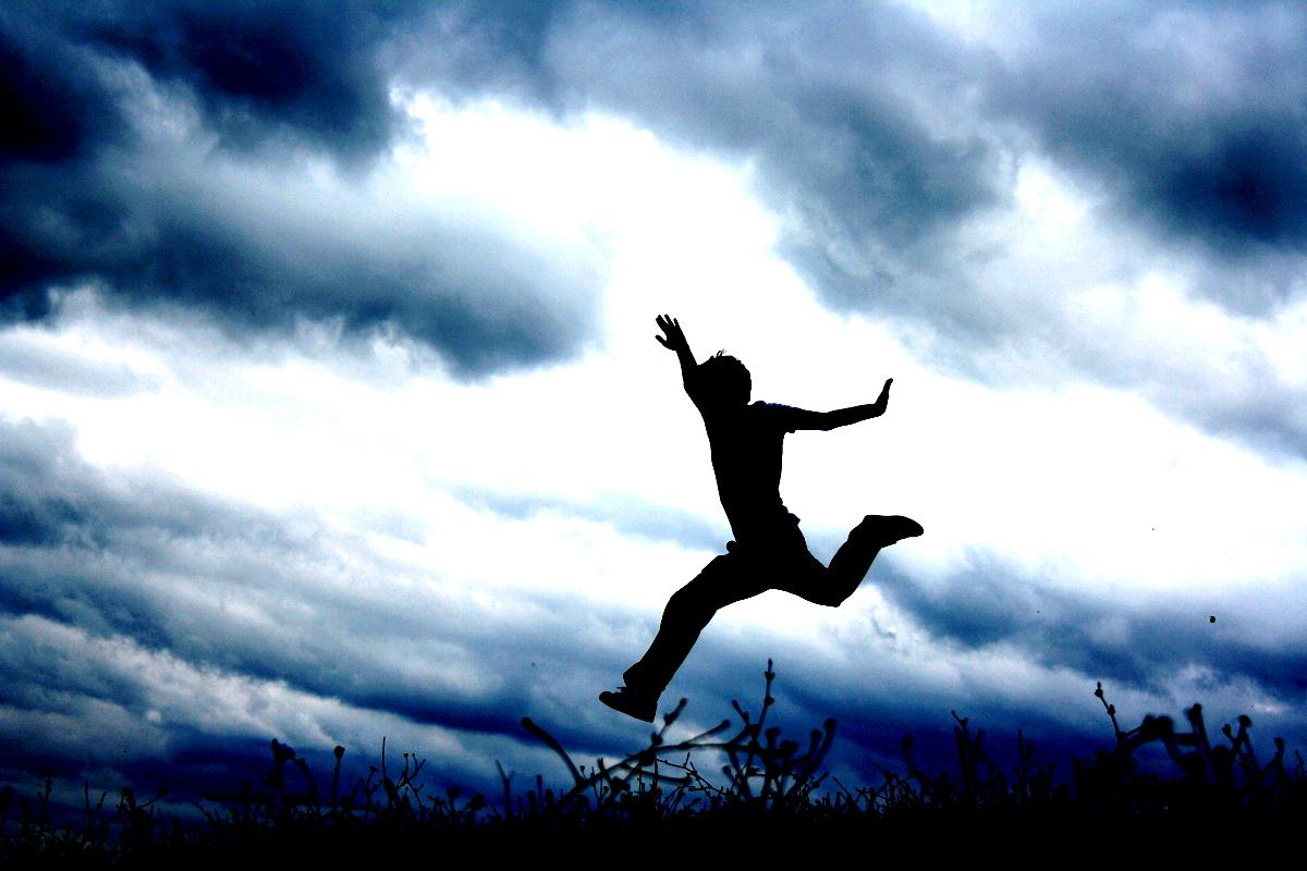 Por que assumir riscos e dar saltos no escuro é tão importante?