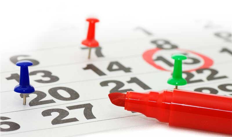 6 passos para o ano da sua vida