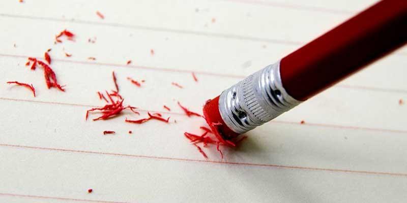 Como evitar cometer erros