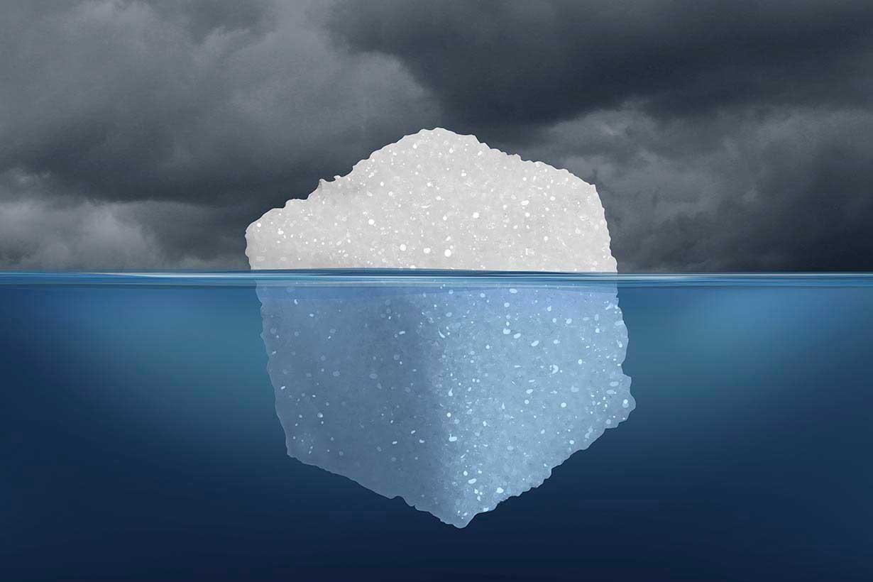 """O perigo do açúcar """"invisível"""""""