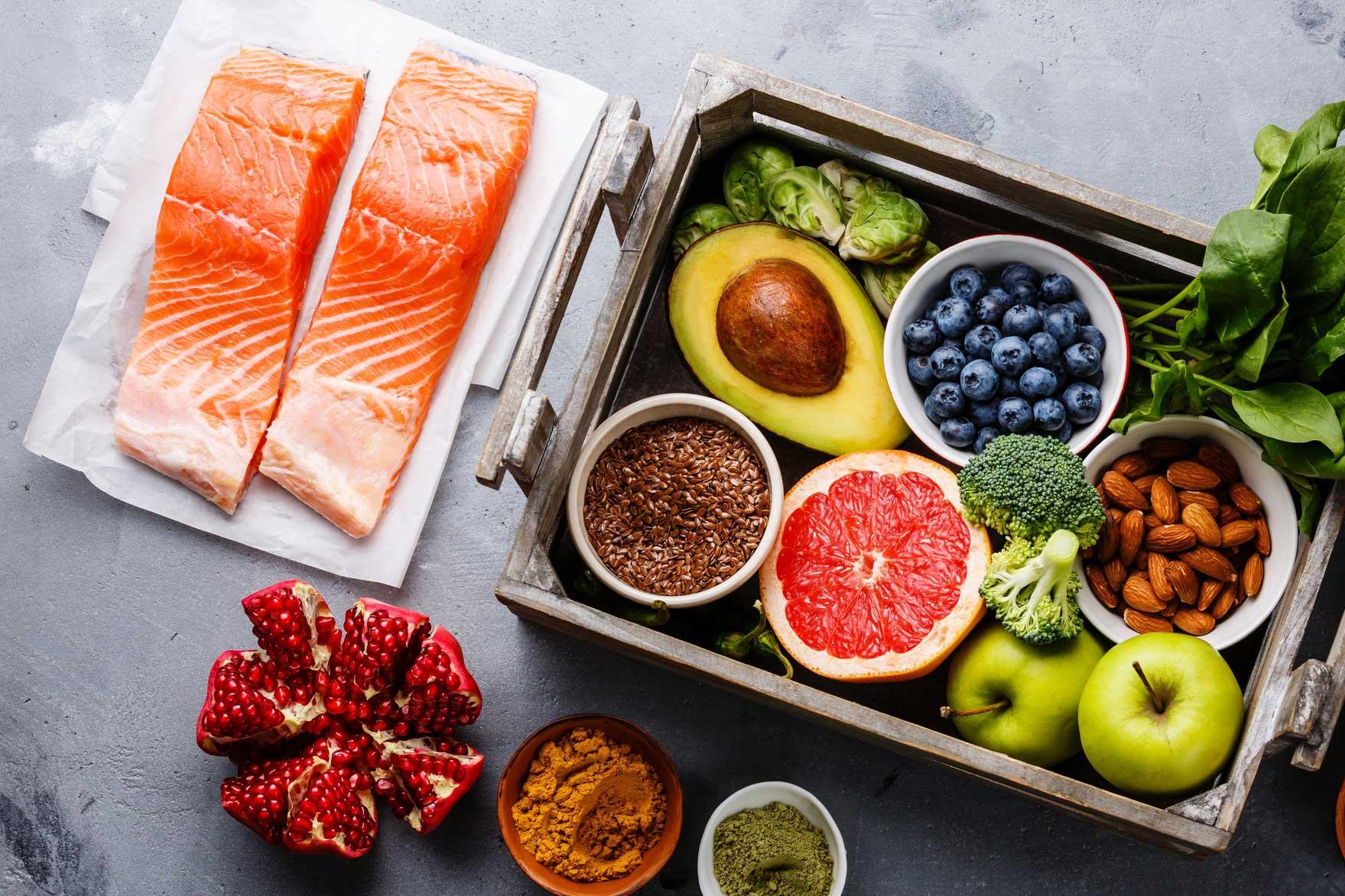 Os 5 melhores alimentos para queimar gordura