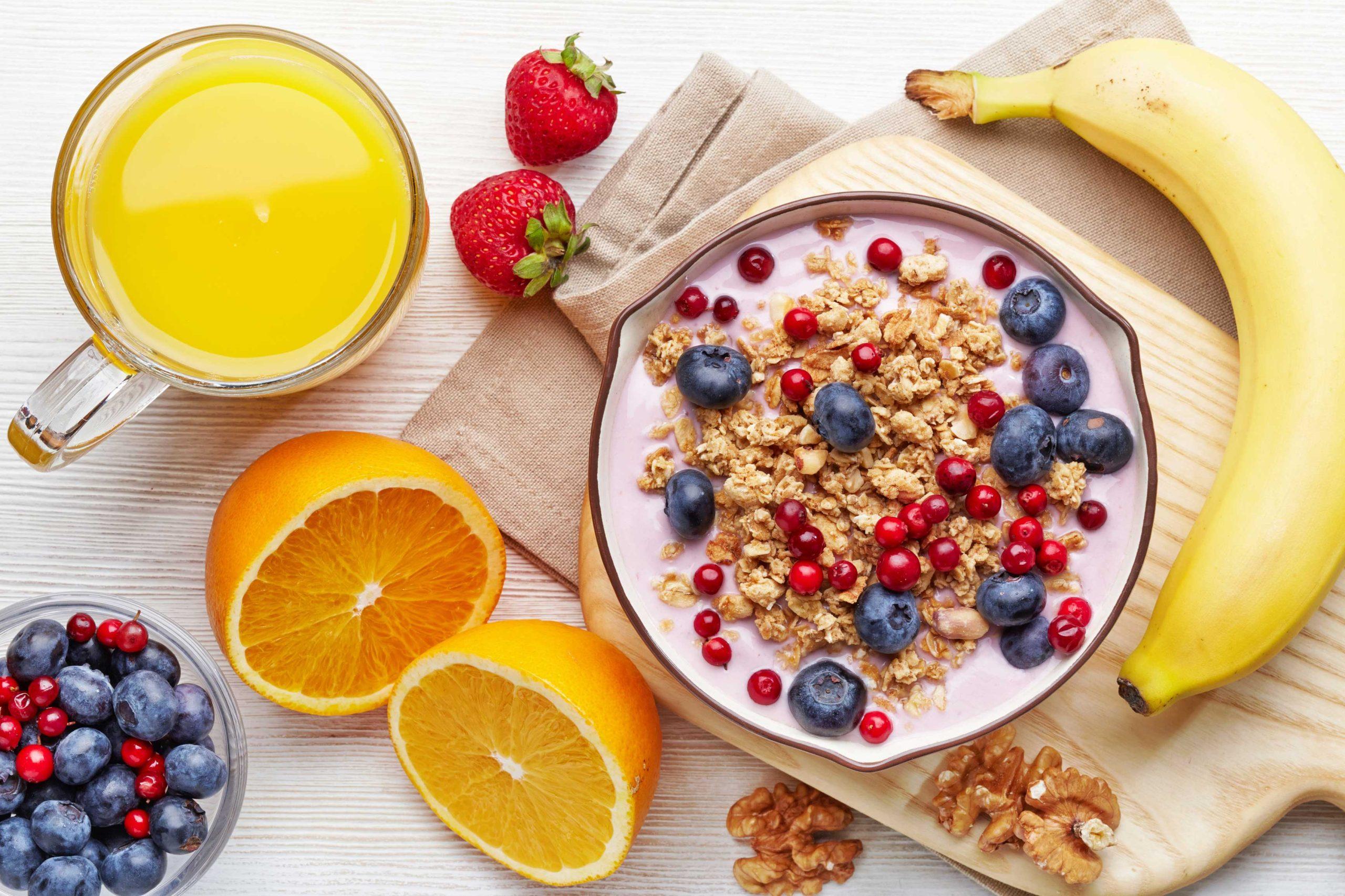 Café da manhã: Como ele ajuda no controle do peso?