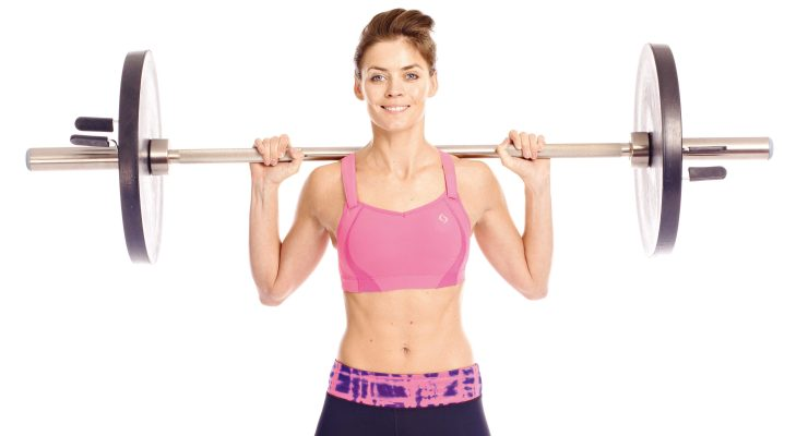 Musculacao e mulheres