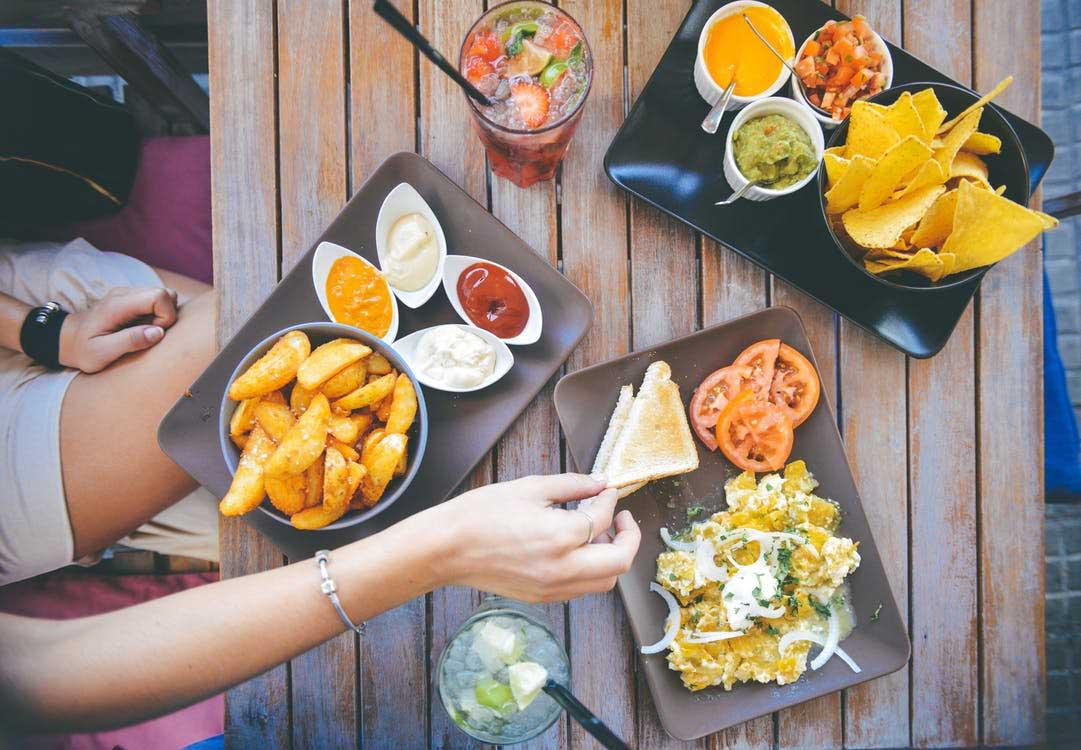 10 coisas que você deve parar de comer agora