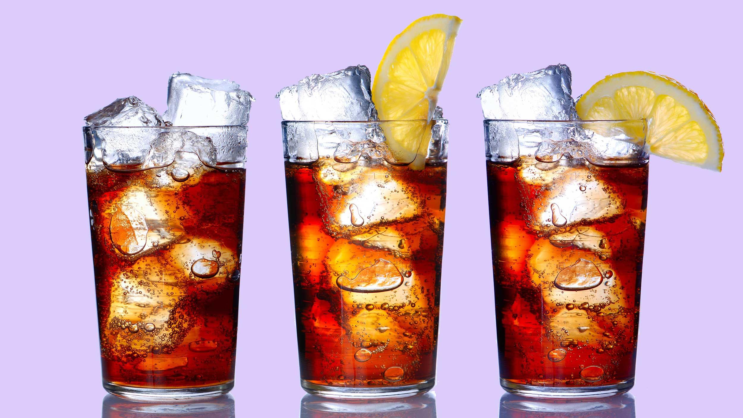 Refrigerantes diet engordam?