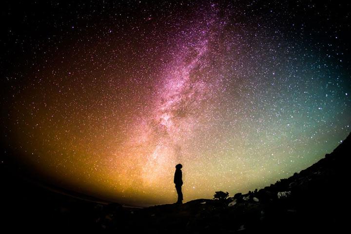Em busca de um sentido para a vida